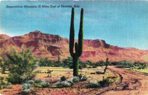Superstition Postcard