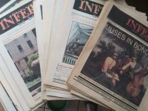 inferno newspaper
